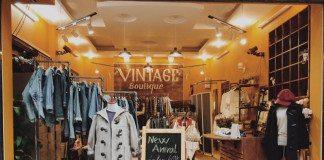 Cách trang trí shop quần áo nhỏ đơn giản