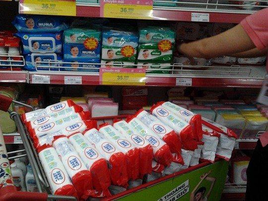 Hàng tạp hóa gồm những gì? Các loại khăn giấy là mặt hàng đem đến lợi nhuận cao