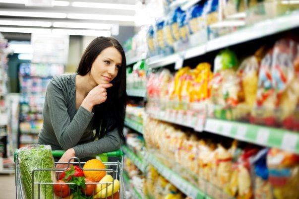 Lựa chọn thực phẩm để giảm béo nhanh chóng