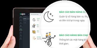 Phần mềm bán hàng tạp hóa - Tự động tính toán hiệu quả kinh doanh