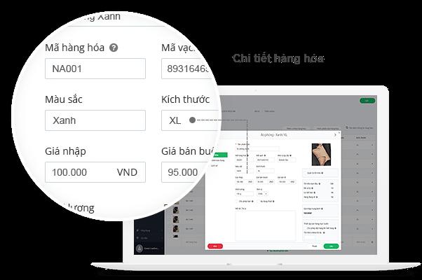 Phần mềm bán hàng tạp hóa - Quản lý hàng hóa bằng mã vạch