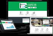 Phần mềm quản lý bán hàng Sapo