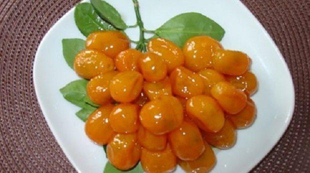 Cách làm các loại mứt trái cây - Mứt tắc