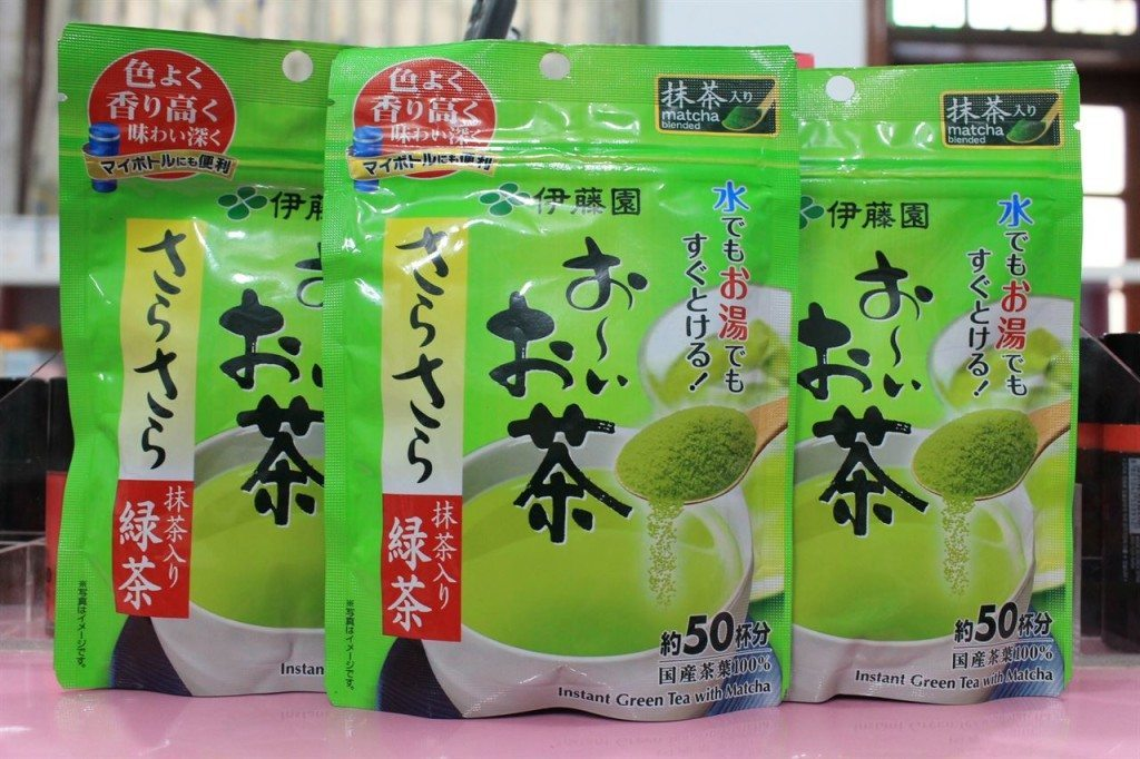 Bột trà xanh matcha