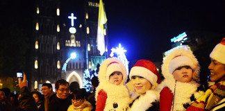 Chơi Noel ở đâu Hà Nội? Nhà thờ lớn là điểm đến lý tưởng