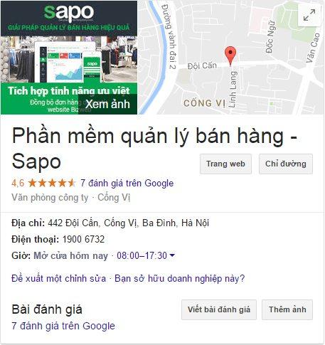Đưa doanh nghiệp, cửa hàng của bạn lên Google Doanh nghiệp của tôi