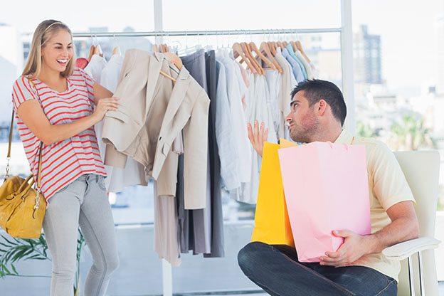 Đàn ông và phụ nữ mua sắm khác nhau như thế nào?