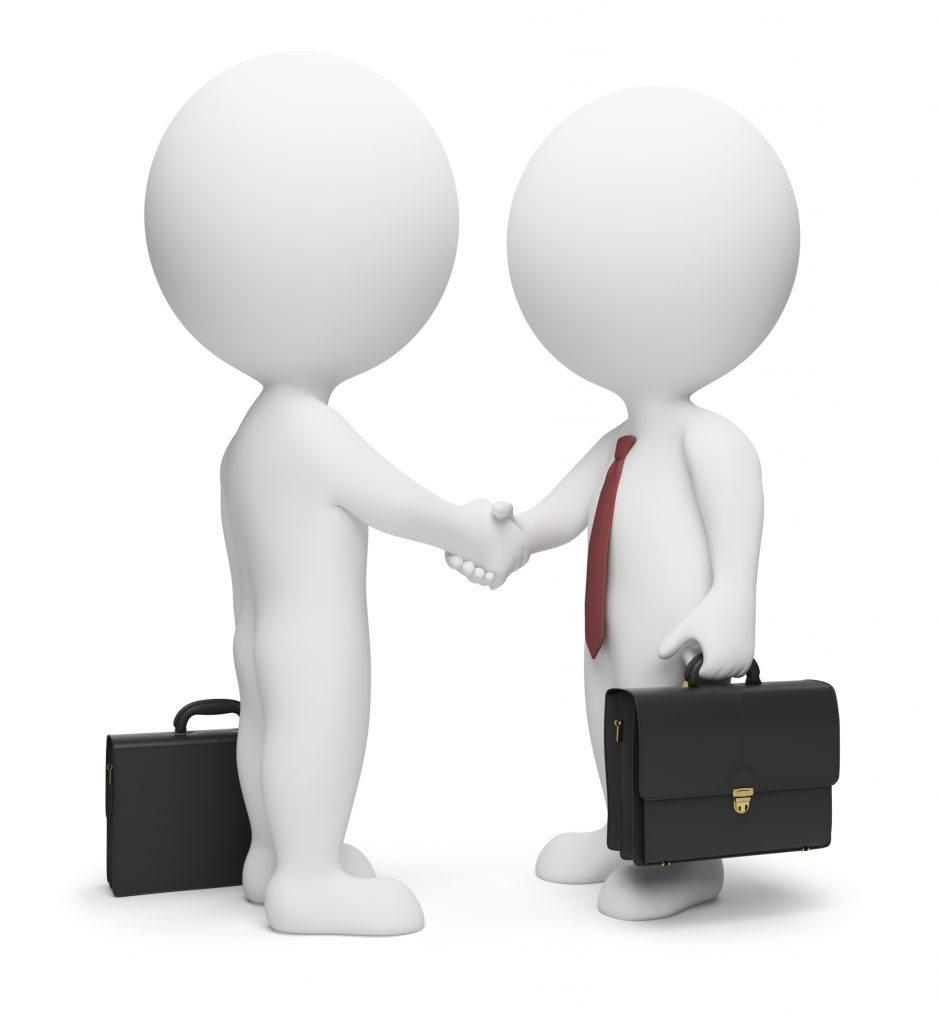Bắt tay đối tác hợp tác lâu dài