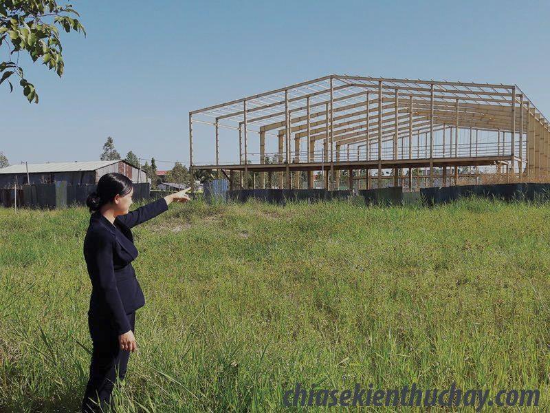 Dự án siêu thị H&B tại Hậu Giang mang uẩn khúc quy hoạch