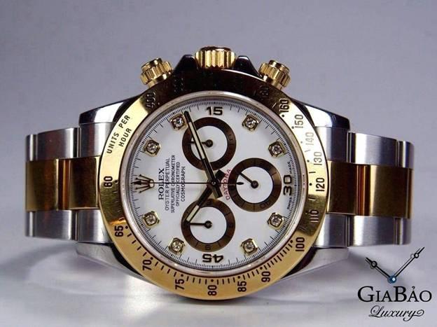 Đồng hồ Rolex Cosmograph Daytona 116523