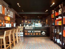 trang tri shop cafe nho
