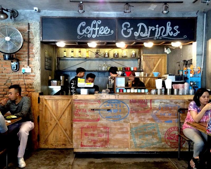 Giúp bạn tự tin mở quán cafe của mình