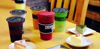 Kinh doanh nhượng quyền thương hiệu trà sữa DingTea
