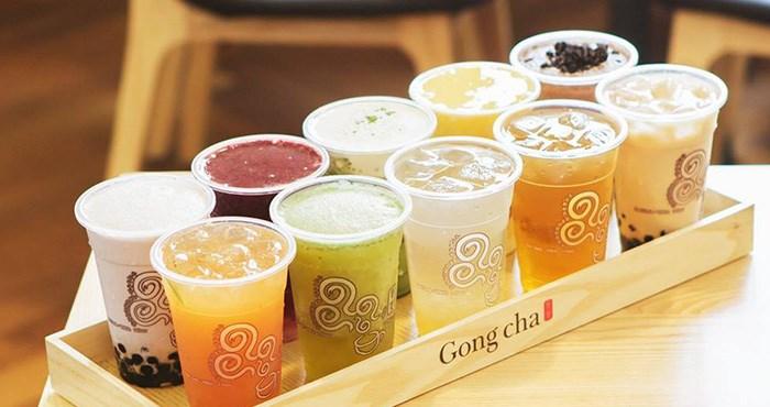 Kinh doanh trà sữa gongcha