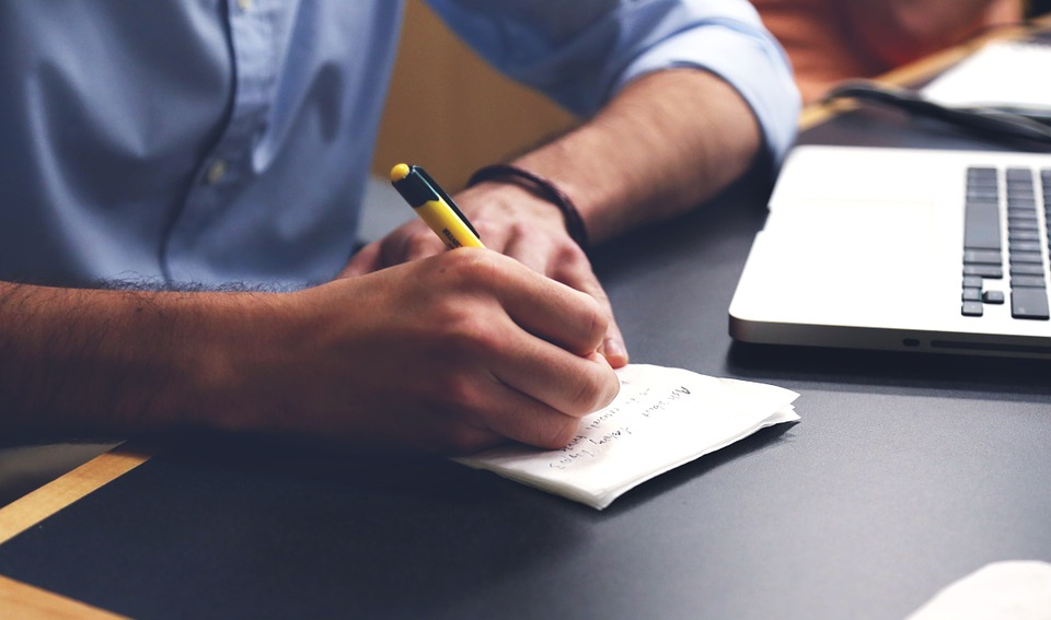 Ý tưởng kinh doanh dành cho người đam mê viết lách