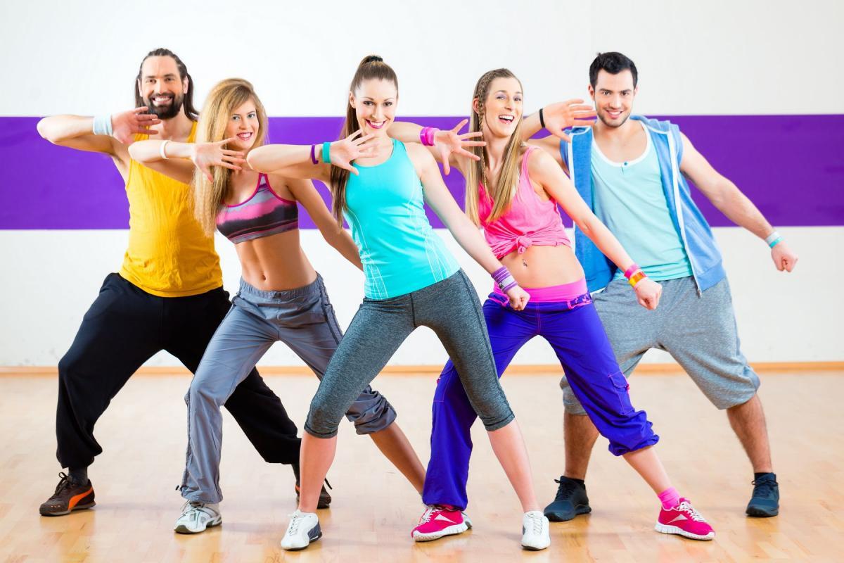 tập dance tốt cho sức khỏe
