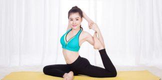 Tập yoga giúp cho sức khỏe dẻo dai và giảm cân hiệu quả