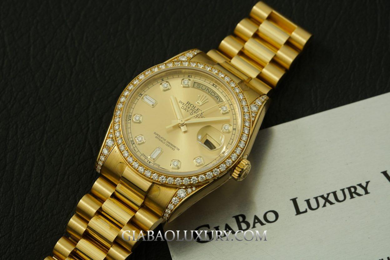 10 triệu đồng có mua được đồng hồ Rolex chính hãng không?