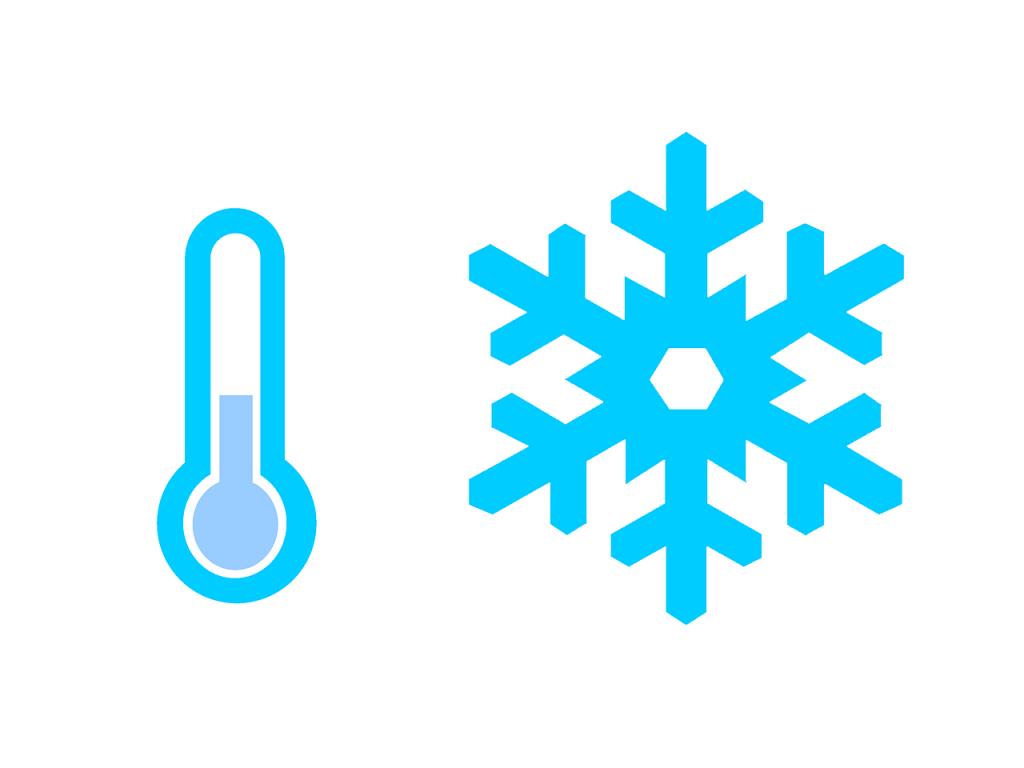 Điều hòa không khí 2 chiều, nóng, lạnh