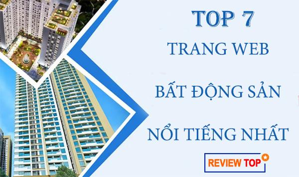 Tham khảo Top 7 trang web cho thuê - mua bán nhà đất uy tín nhất hiện nay
